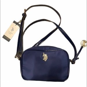 US POLO ASSN PURSE - BRAND NEW W TAGS  - NAVY